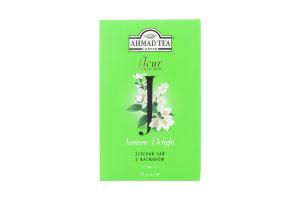 Чай зеленый с жасмином Ahmad Tea к/у 75г