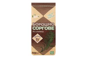 Борошно AsparagUs Соргове без глютену 500г х12