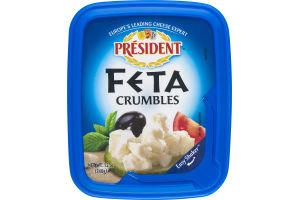 President Feta Crumbles