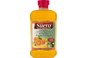 Nutri Suero Oral Electrolyte Solution Orange