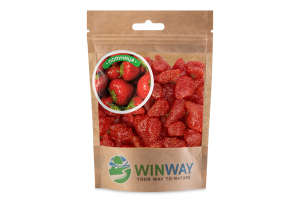 Полуниця сушена Winway д/п 100г