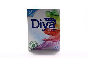 Стиральный порошок автомат для цветного белья Super Diya 450г