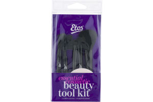 Etos Essential Cosmetic Beauty Tool Kit - 6 CT