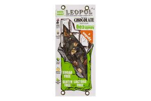Шоколад Кероб чіа Green series Leopol' к/у 95г