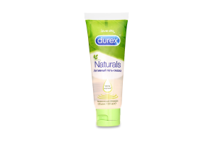 Гель-змазка Durex Naturals туба 100мл