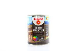 МАСЛО ТЕРАСНЕ ALPINA TR 0,75Л