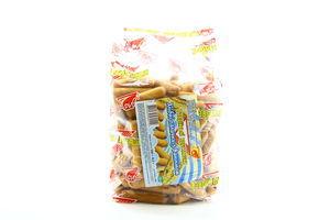 Палички Аріс Таврійські хрустяшки хлібні з ваніліном300г x20