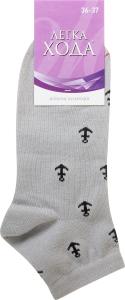 Носки женские Легка хода №5323 23 серебро