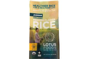 Lotus Foods Jasmine Organic Mekong Flower Rice
