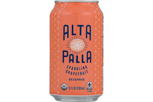 Alta Palla Sparkling Grapefruit