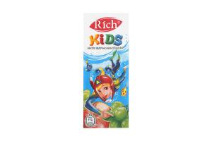 Нектар яблочно-виноградный Rich Kids т/п 200мл