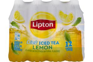 Lipton Diet Iced Tea Lemon - 12 CT