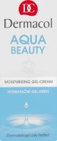 Крем-гель для лица увлажняющий Aqua Beauty Dermacol 50мл