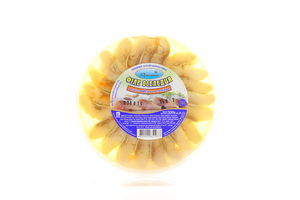 Сельдь Русалочка филе в масле с луком и специями шайба 320г