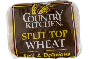 Country Kitchen Split Top Wheat