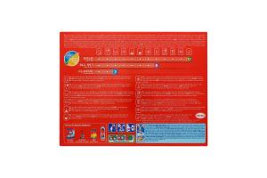 Засіб для миття посуду в посудомийних машинах в таблетках Gold Somat 18x19.2г