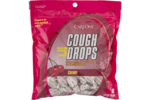 CareOne Cough Drops Cherry - 80 CT