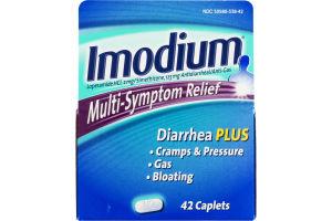 Imodium Multi-Symptom Relief Caplets - 42 CT