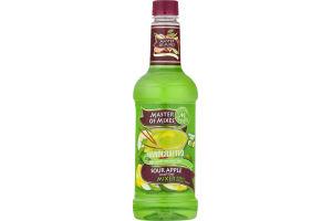 Master of Mixes Sour Apple Martini Mixer