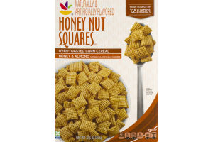 Ahold Honey Nut Squares Honey & Almond