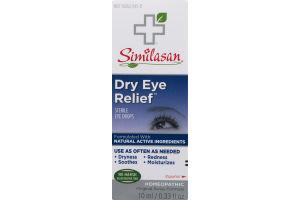 Similasan Dry Eye Relief Sterile Eye Drops