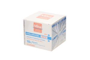 Мікса, гіалурожель, інтенсивний зволожуючий крем-гель для сухої та дуже сухої зневодненої чутливої шкіри, 50 мл