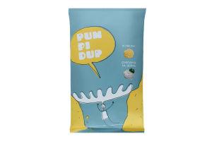 Попкорн со вкусом сметаны и укропа Pumpidup м/у 90гр