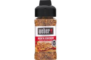 Weber Kick'n Chicken Seasoning