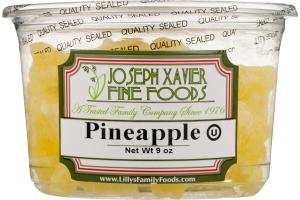 Joseph Xavier Fine Foods Pineapple