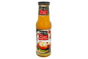 Соус Pineapple mango Exotic food с/пл 250мл