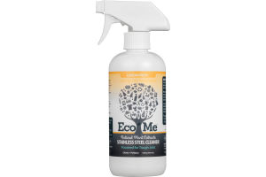 Eco-Me Stainless Steel Cleaner Lemon Fresh
