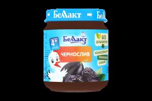 Пюре з чорнослива для дитячого харчування 100г., Беллакт