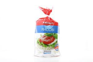 Хлебцы Жменька рисовые м/у 100г