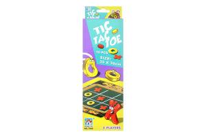 Игра настольная Крестики-Нолики 7068