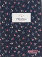 Блокнот в клітинку 80 аркушів А5 №ВМ24522101-03 Piccoli Buromax 1шт