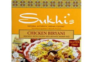 Sukhi's Chicken Biryani