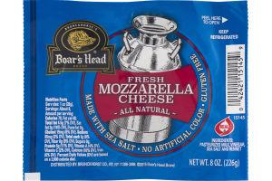 Boar's Head Fresh Mozzarella Cheese