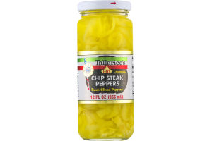 Tallarico's Chip Steak Peppers Hot