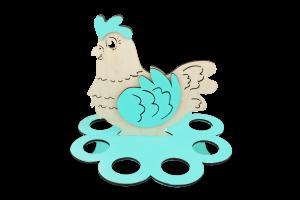 Подставка для яиц в ассортименте №PAS200004U ТОВ Безант 1шт