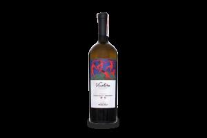 Вино Purcari Feteasca Alba & Chardonnay бел сухое