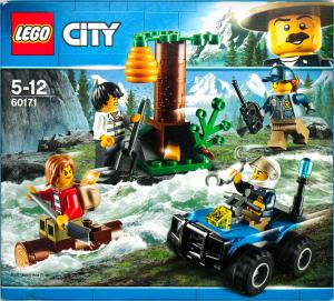 LEGO® City Беглецы в горах 60171