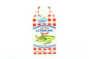 Молоко 3.2% ультрапастеризованное Особое Селянське т/п 500г