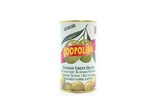 Оливки с косточкой испанские Coopoliva ж/б 350г