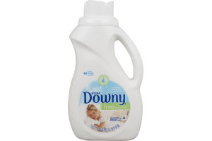 Downy Ultra Fabric Softener Free & Sensitive Unscented