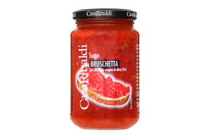 Соус для брускетты томатный Casa Rinaldi с/б 350г