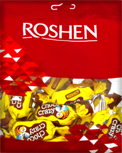 Цукерки Roshen Choco Crazy 198г х6