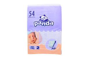 """Підгузники """"PANDA"""" mini 54шт /Bella/"""