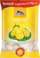 Вареники з картоплею Три ведмеді м/у 850г