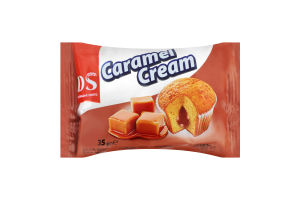 Кекс магдаленас Caramel Cream Домашнє свято м/у 35г