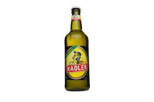 Пиво спеціальне 0.5л 2.6% світле Radler Лимон Микулинецьке пл